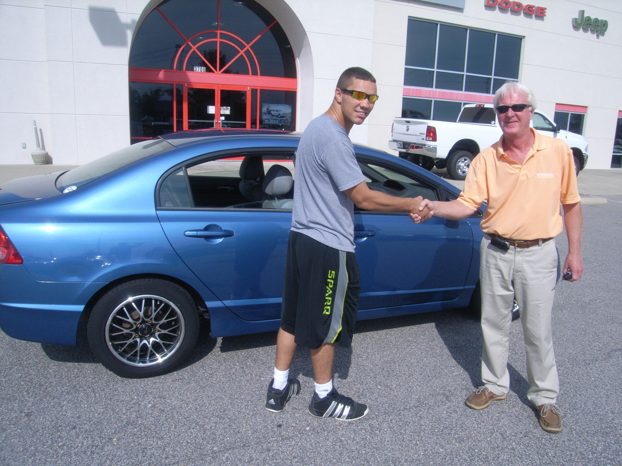 Thursday August 9, Charles from Goldsboro NC is picking up