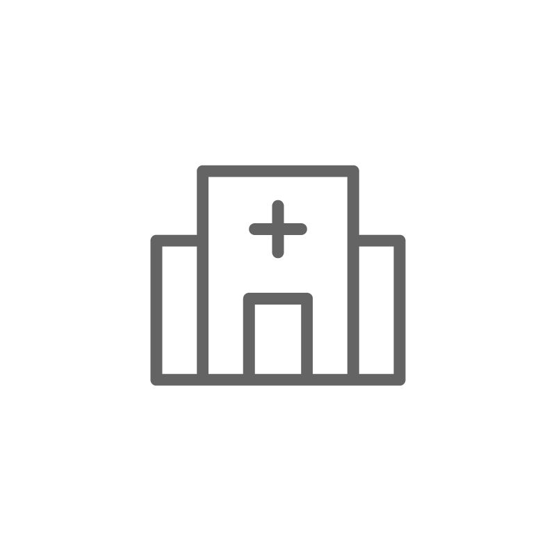 Building Clinic Hospital Medical Icon Download On Iconfinder Medical Icon Hospital Icon Icon