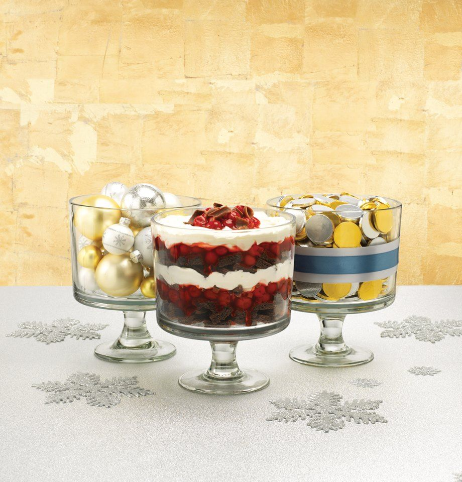 Holiday Decorating Ideas For Your Trifle Bowl Black Forest Trifle