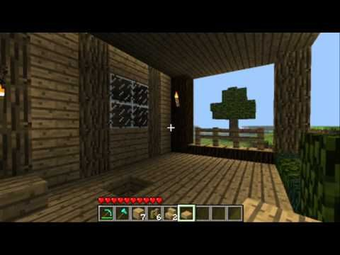 Minecraft Outdoor Furnishing Ideas Youtube Nsee The Bbq Deck