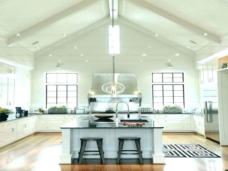 Vaulted Ceiling Ideas Kitchens With Vaulted Ceilings Lighting Kitchen Vaulted Ceiling V In 2020 Vaulted Ceiling Kitchen Kitchen Ceiling Lights Vaulted Ceiling Lighting