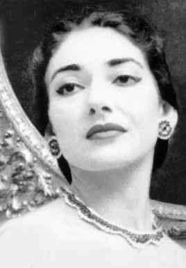 "Maria Callas (American born Greek Opera singer) A soprano most famous and controversial singer of the 20th century. Referred to by her fans as  The La Divina meaning ""the Divine One"" She sang at ""The Paris Opera, The Royal Opera House In London, The Berlin State Opera, the Lyric Chicago, The Dallas Opera and The Metropolitan Opera in New York City. Divorced her husband and had  an ongoing affair with Ari Onassis."