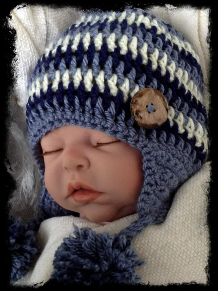 New born baby boy hat  315c4d688e4