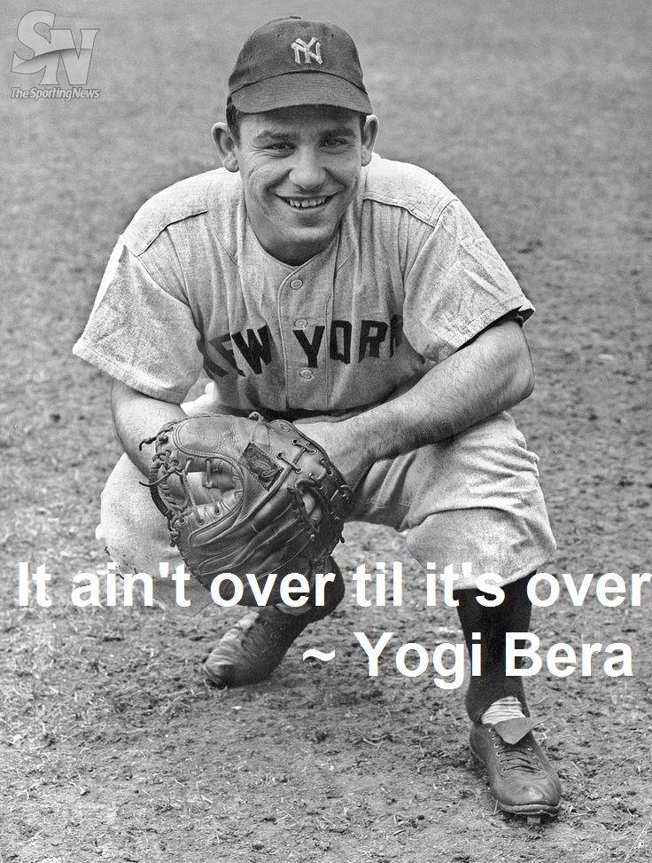 Happy 90th Birthday Yogi Bera legend inspiration Yogi