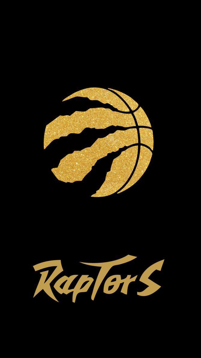 Toronto Raptors Gold Art Toronto Raptors Basketball Raptors Basketball Raptors Wallpaper