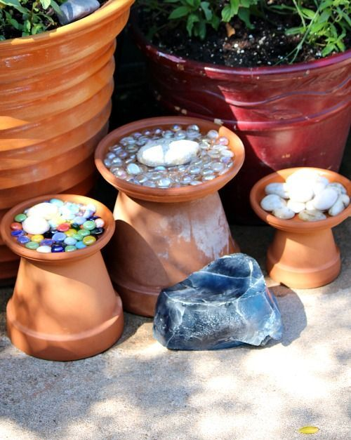 Create A Bee & Butterfly Water Source