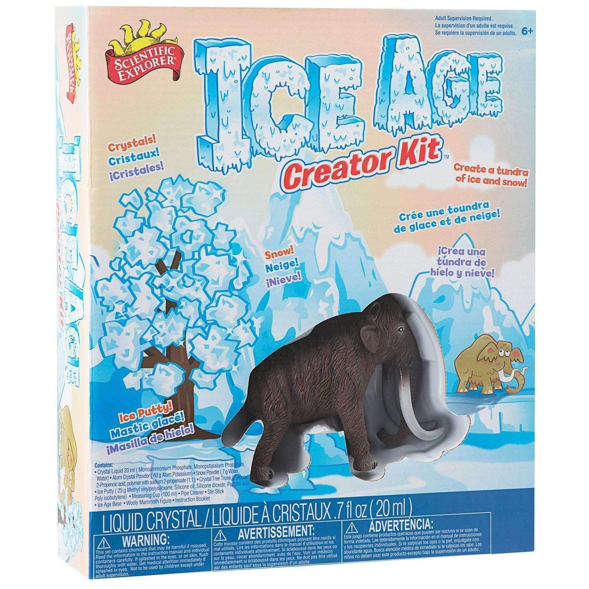 Ice Age Creator Kit | Ice age and Products