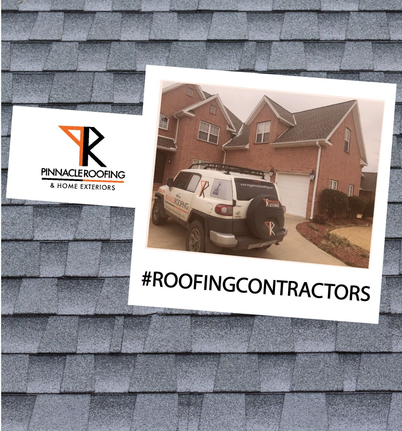 Have You Spotted One Of Our Fj Cruisers At Your Neighbor S House Recently Join The Club And Have Us Inspect You Roof Repair Roofing Contractors House Exterior
