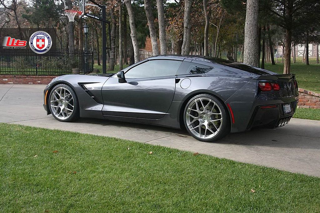 Corvette Stingray Hre Wheels C7 On 42