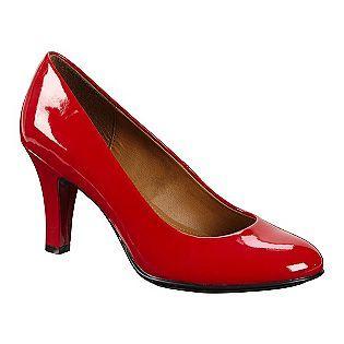 Jaclyn Smith- -Women's Tori Dress Pump - Red