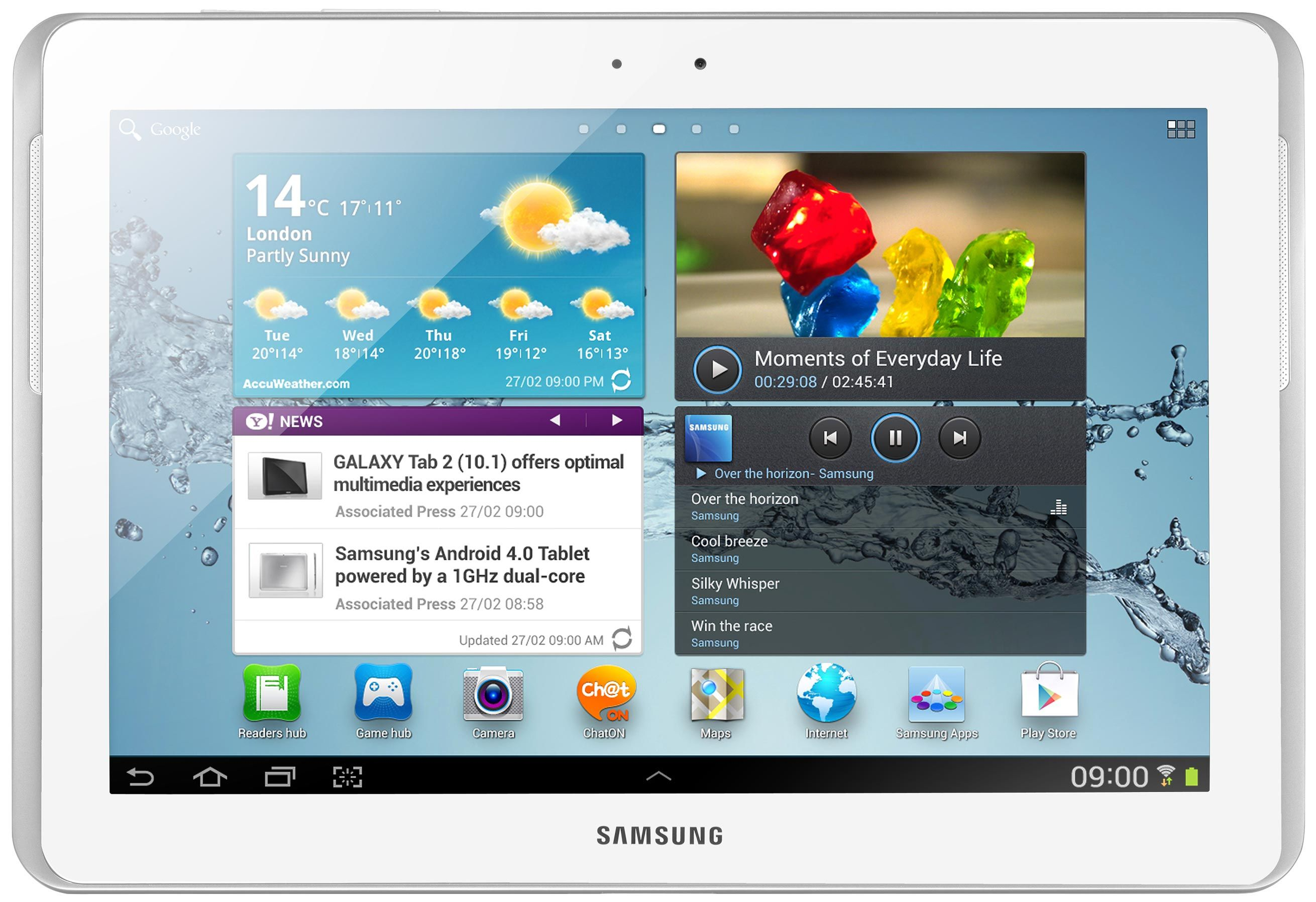 Update Android 4 4 4 Kitkat On Samsung Galaxy Tab 2 10 1 P5110