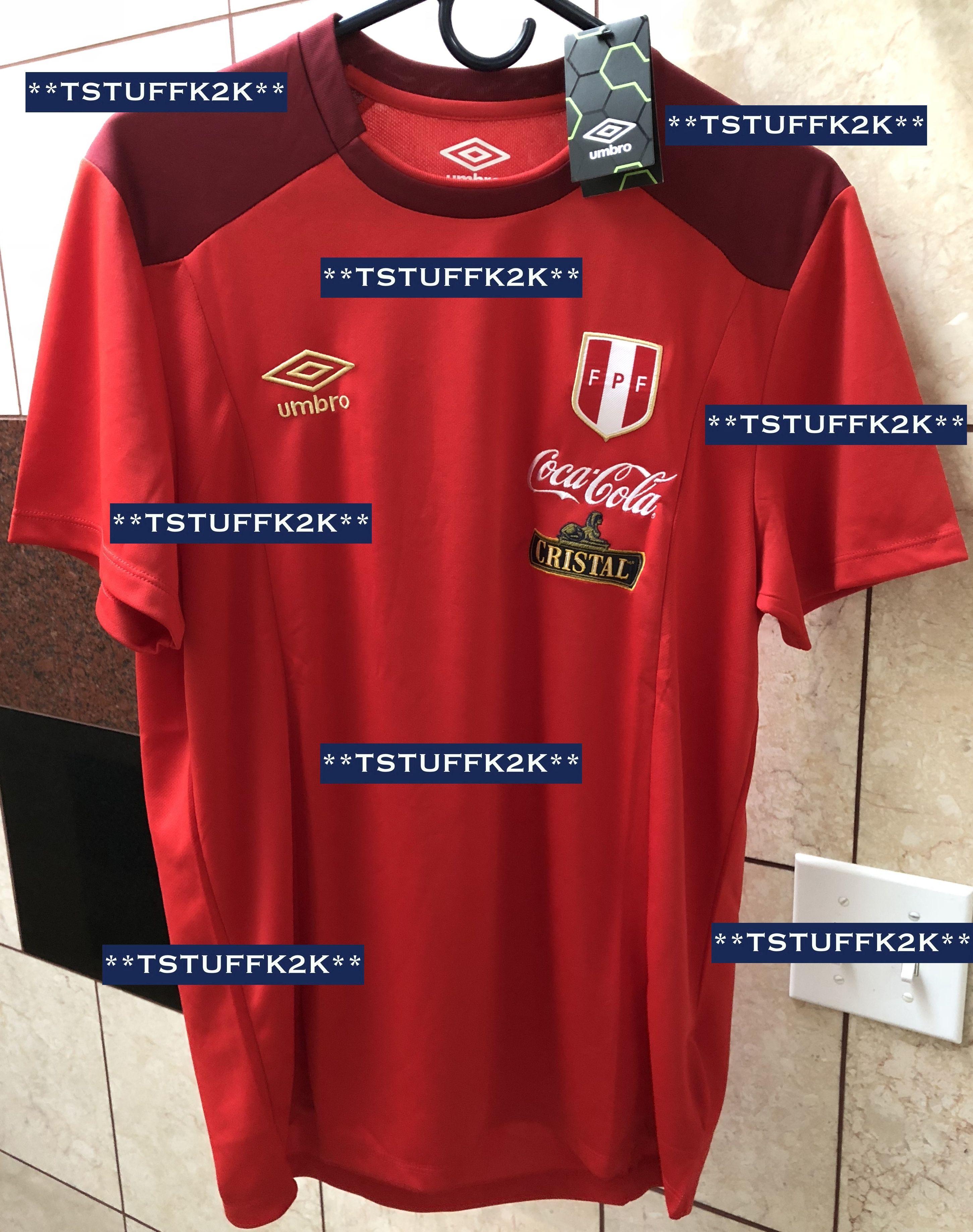 3406b0682 2017 2018 Umbro Peru