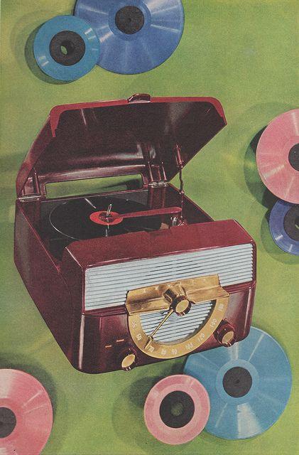 Detailzenith1953 Vintage Record Player Vintage Records Vinyl Player