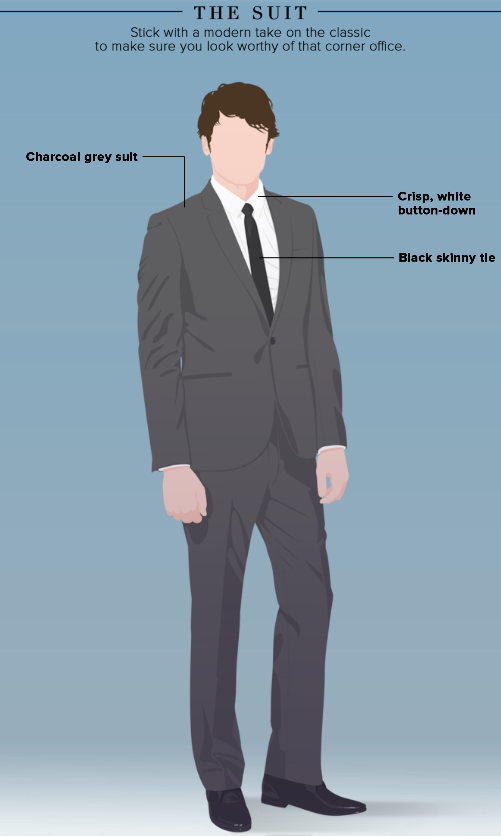 what to wear for interview with ceo
