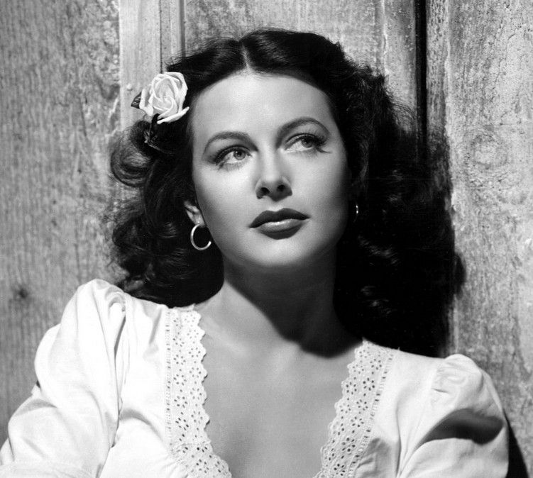 The brilliant and beautiful Hedy Lamarr. 1940's