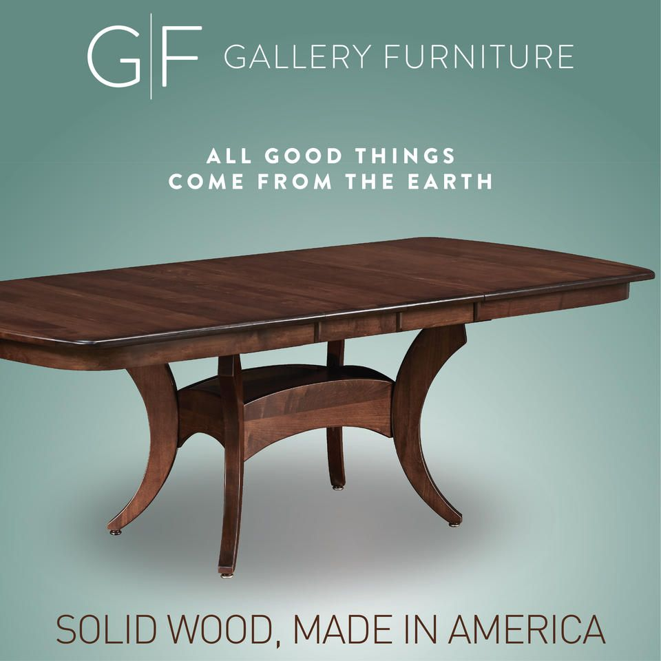 Come See The Biggest Solid Wood, Made In America Furniture Selection In The  State Of Texas! Amish Furniture Is Craftsmanship You Can Trust.