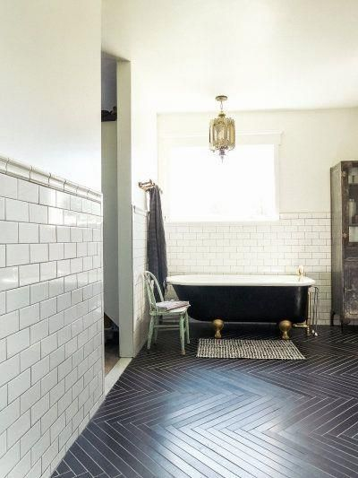 Gorgeous patterned h  Gorgeous patterned hardwood floors:  www.stylemepretty...