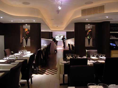 Emejing decoration de restaurant ideas design trends 2017