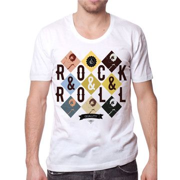 Rocking Squares T-Shirt Men's, 19€, now featured on Fab.