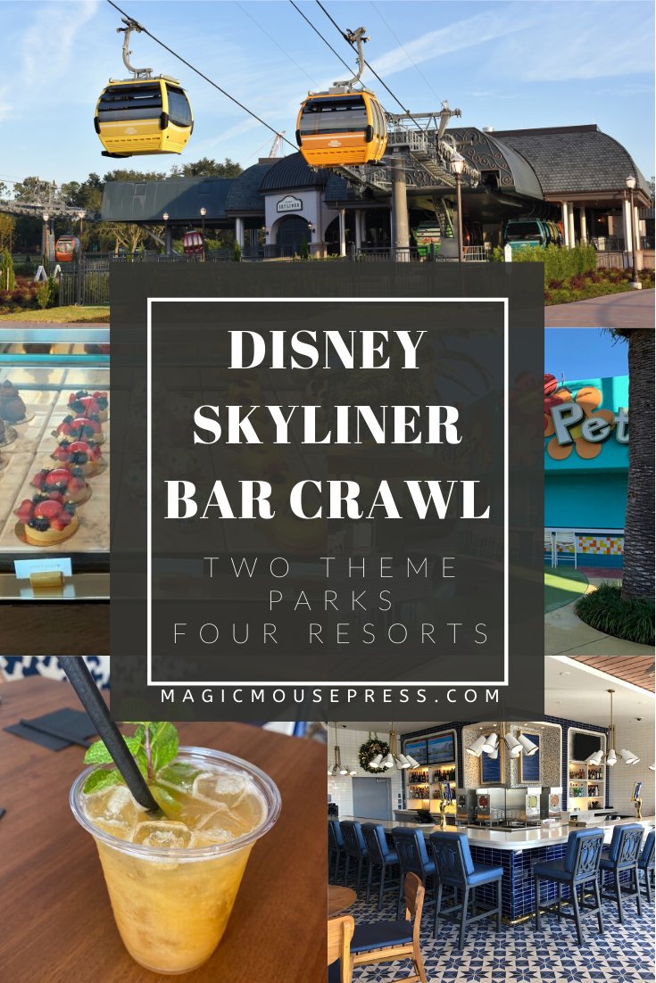 Disney Syliner Bar Crawl