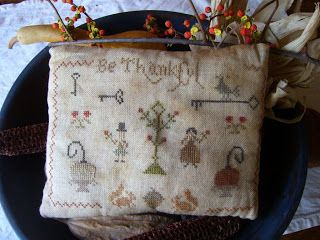 Be Thankful CountryStitches