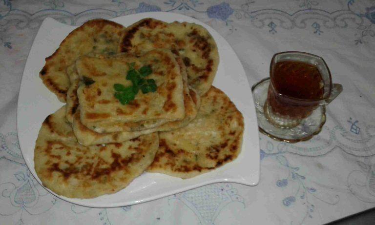 فطور صباحي بالمقلاه بدون فرن سهل ولذيذ زاكي Food Breakfast Chicken