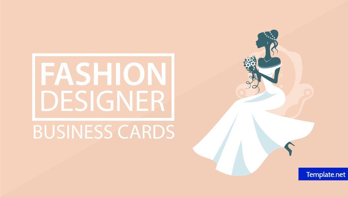 18 Fashion Designer Business Card Templates Ai Pages Regarding Pages Business Card Template Word Business Card Template Design Free Business Card Templates