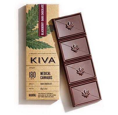 Empresa Americana lança linha de chocolate canábico