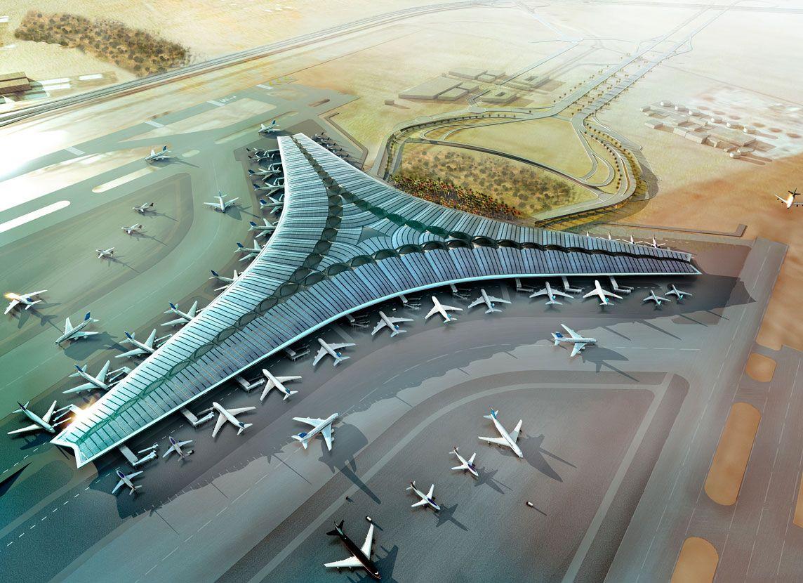 Kuwait International Airport Real Wowz Airplane Airport Design Airport Transportation International Airport