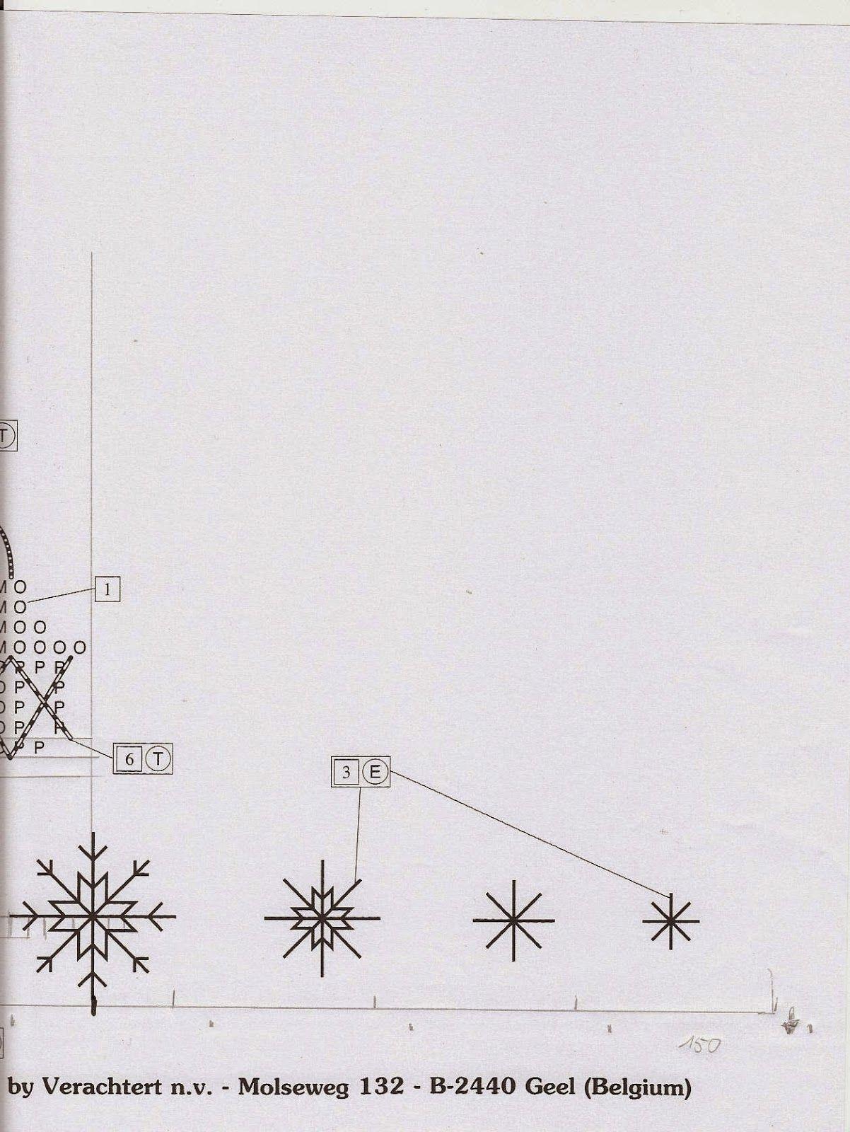Meninas achei esse gráfico lindo do Papai Noel, e com algumas ideias legais. Não podia deixar de compartilhar. Nossa eu amei muito kkkkkkkk...