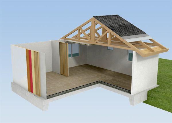 Estructura casa prefabricada plot arch express for Construccion modular prefabricada