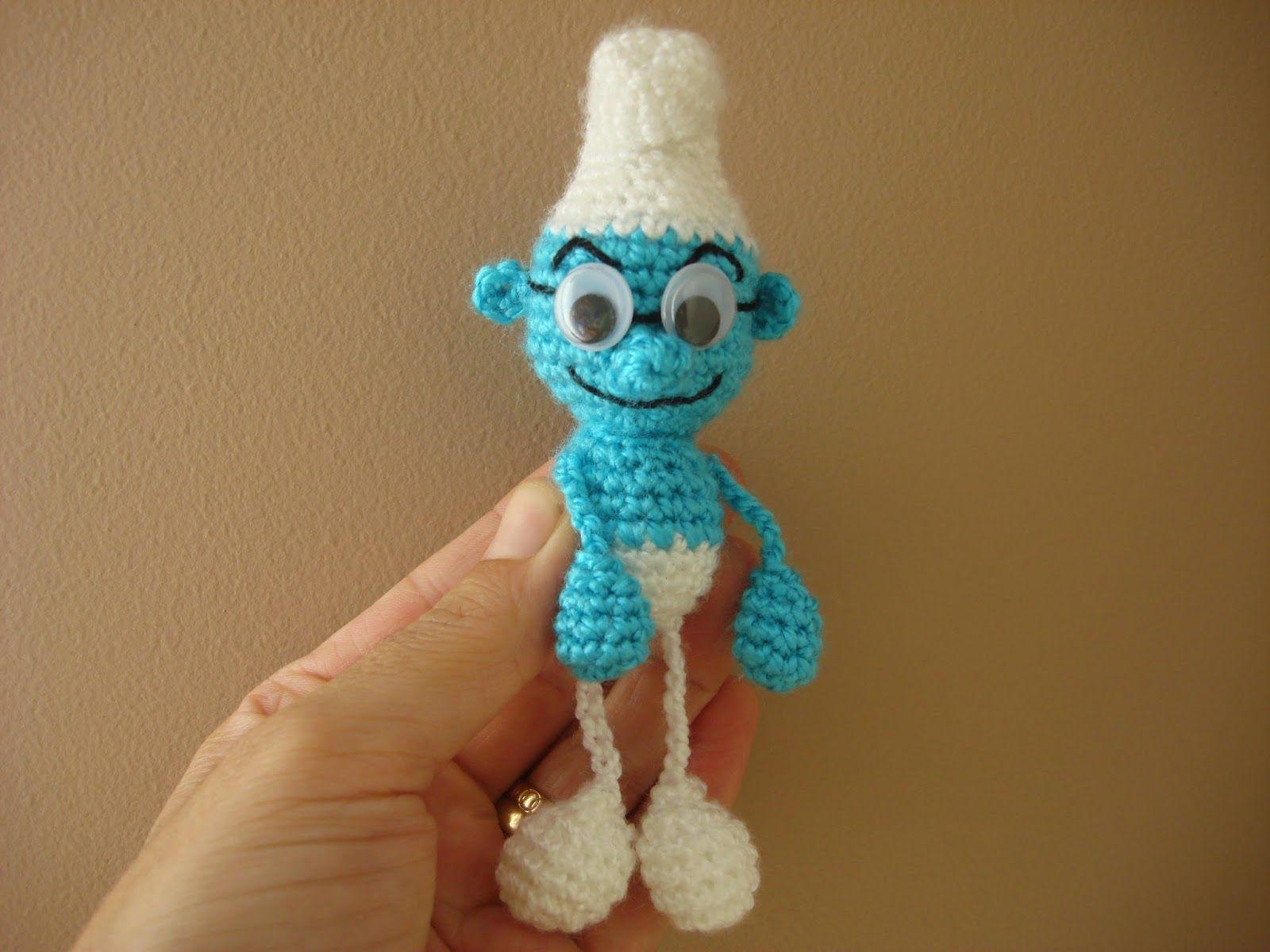 Canal crochet pitufo amigurumi patrn libre haken amigurumi canal crochet pitufo amigurumi patrn libre bankloansurffo Image collections