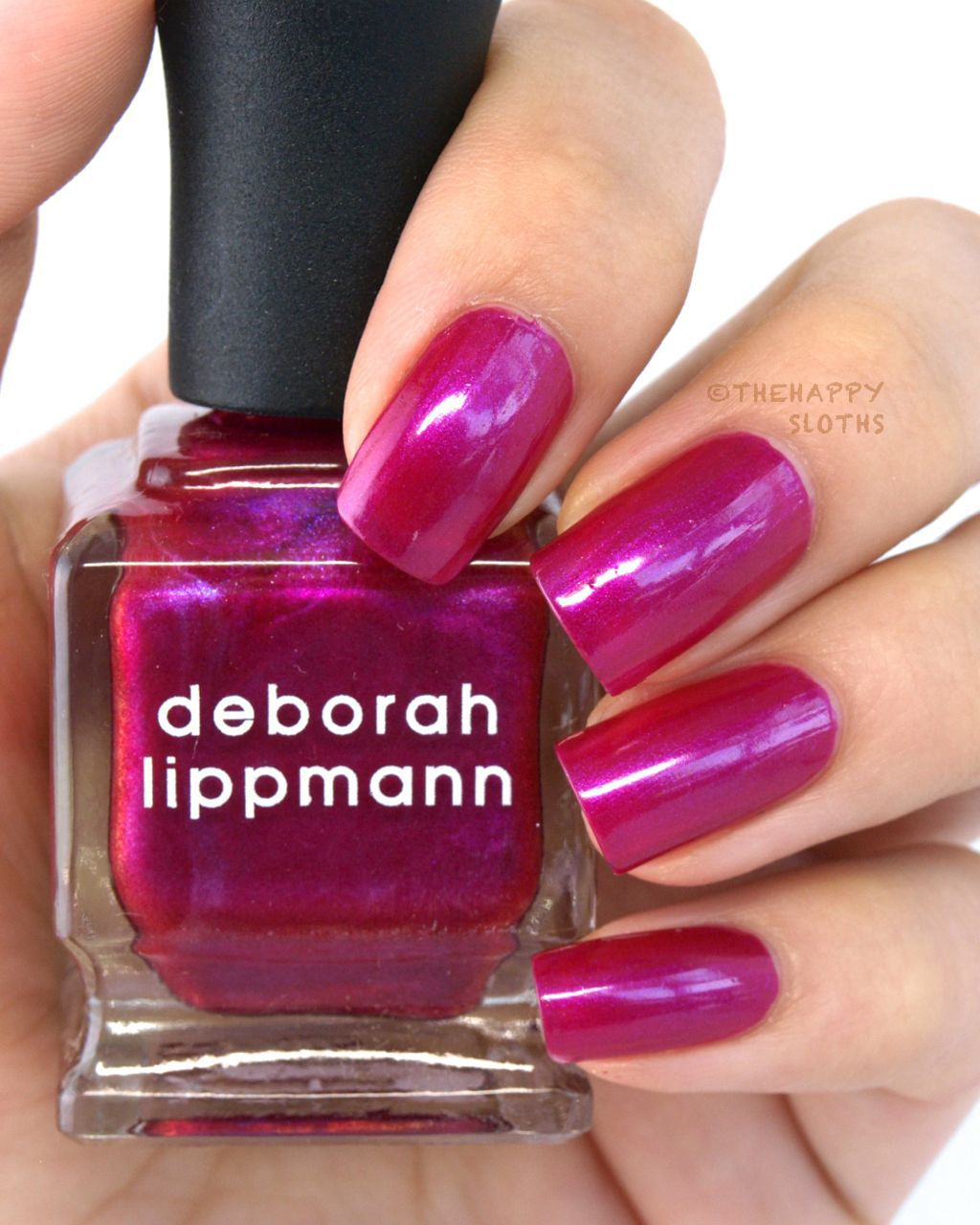 Deborah Lippmann Holiday 2014 Collection Dear Mr. Fantasy Review and ...