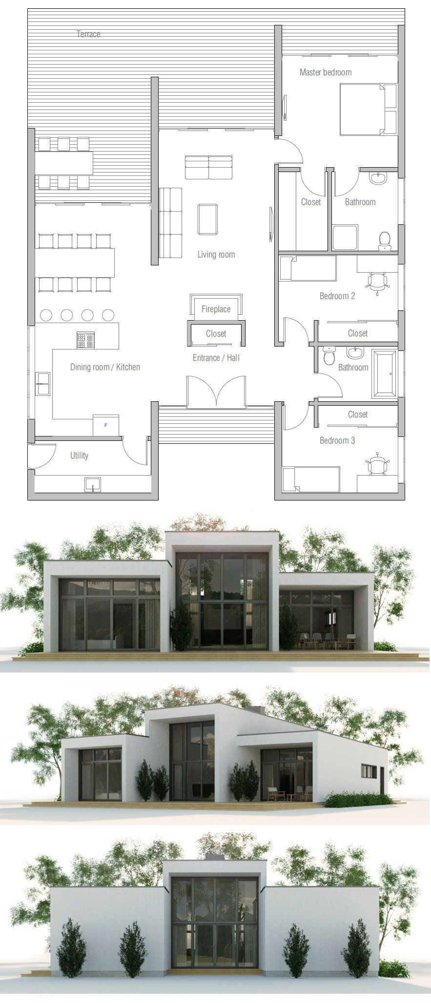 Home Plans Floor Plans Architecture Newhome Homeplans Floorplans Housedesigns Adhouseplans Architektur Haus Haus Pläne Haus Architektur