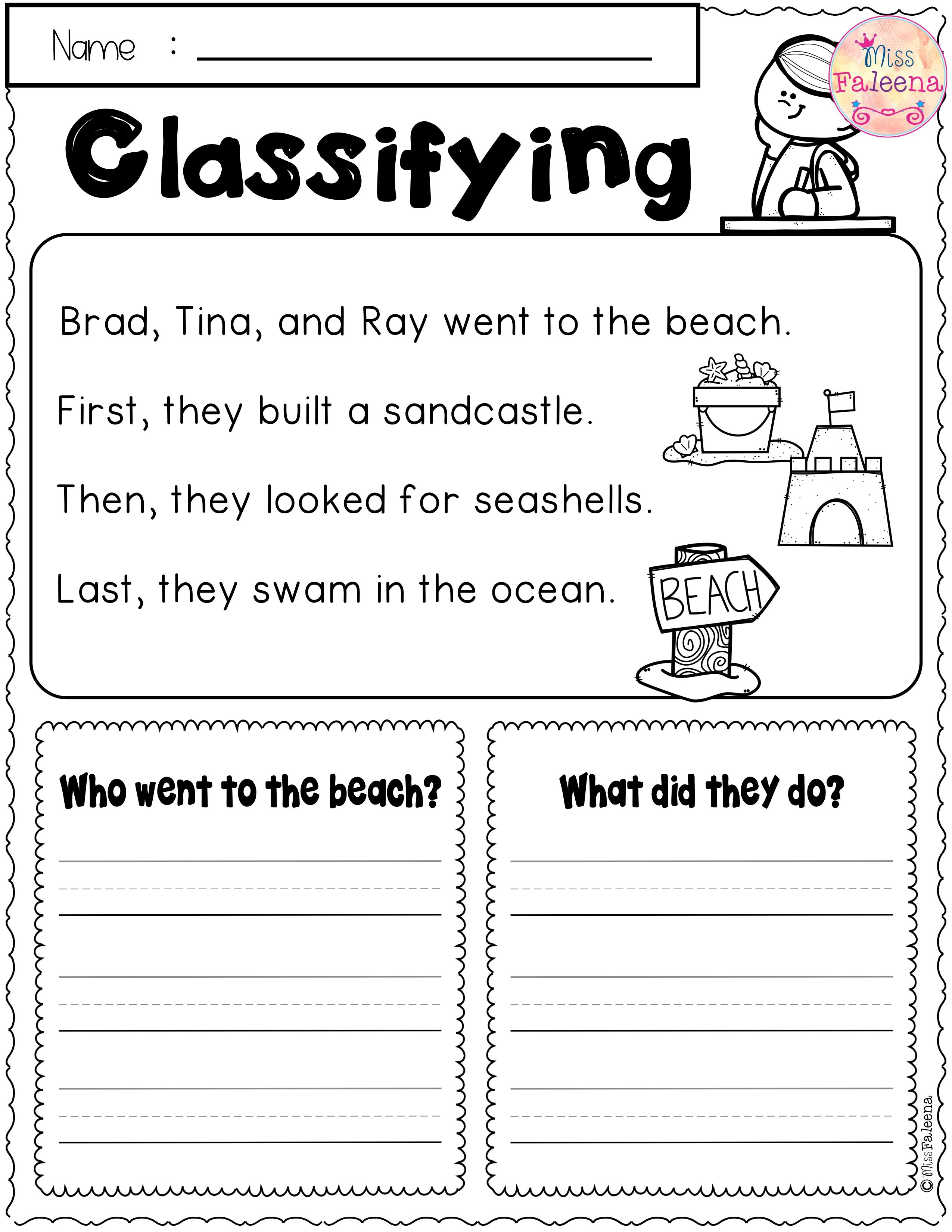 Free Reading Skills With Images