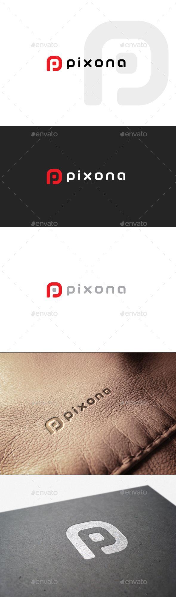 P letter logo template letter logo logo templates and logos p letter logo template business thecheapjerseys Gallery
