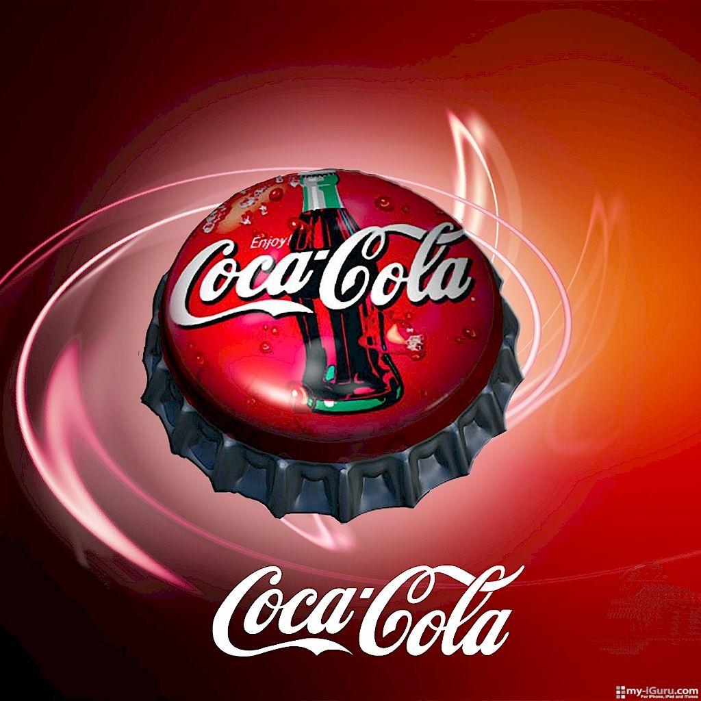 Coca Cola Logo Ipad 1024 X Wallpaper