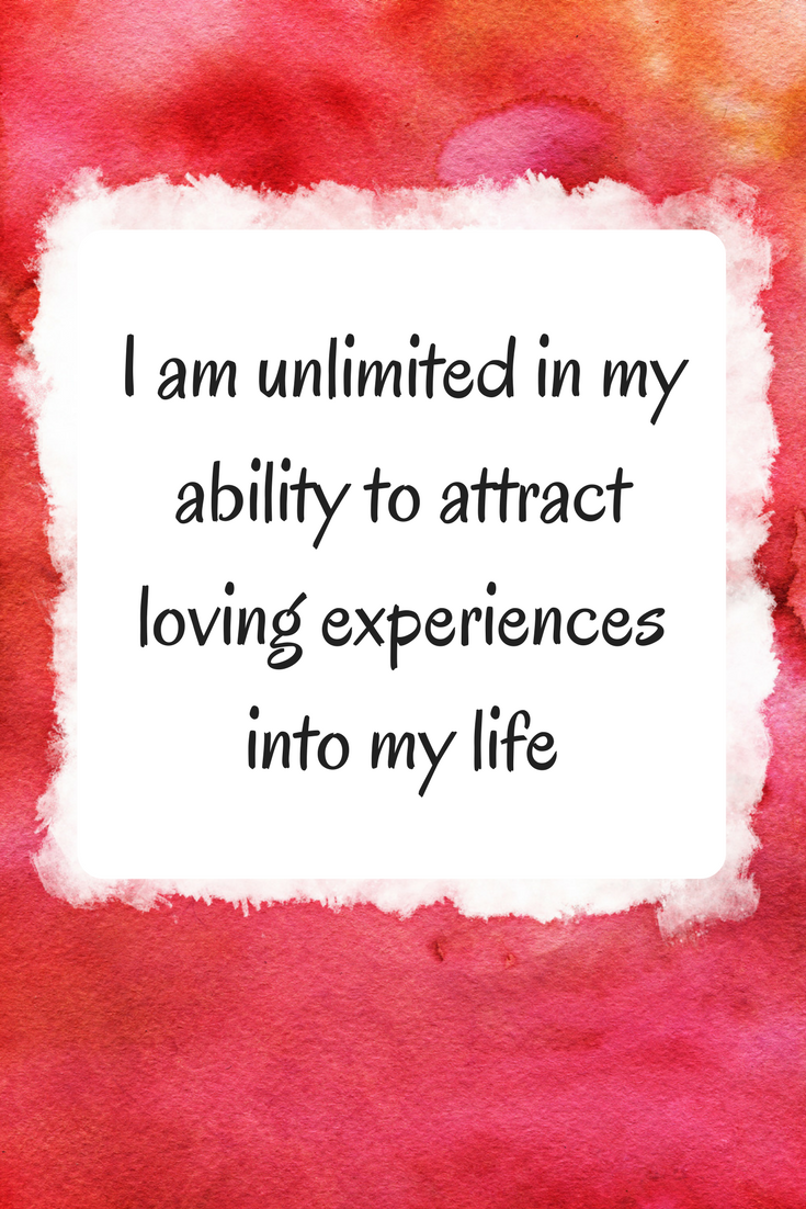 Daily love affirmations to attract your soulmate into your life! | Love affirmations, Affirmations, Love journal