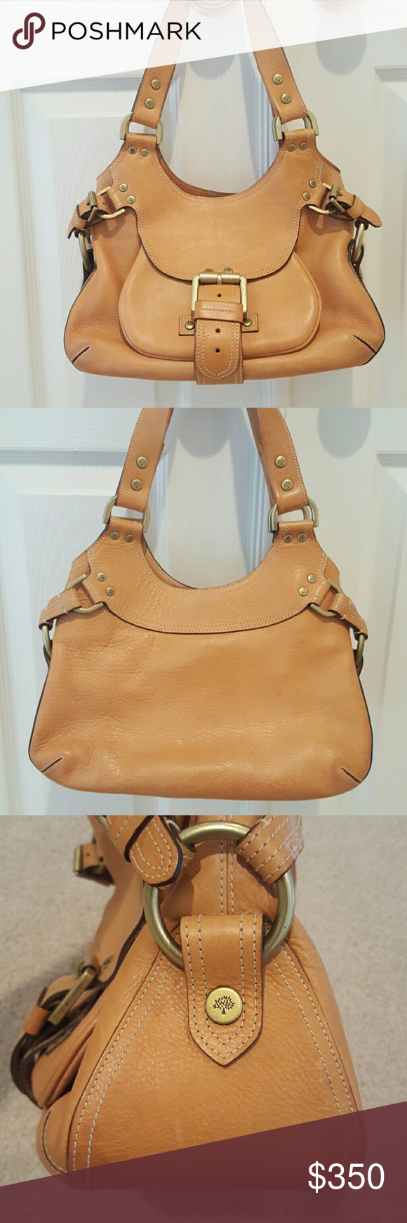 Mulberry Phoebe Leather Shoulder Bag This Beautiful And Durable Has Been Dicontinued For Quite A