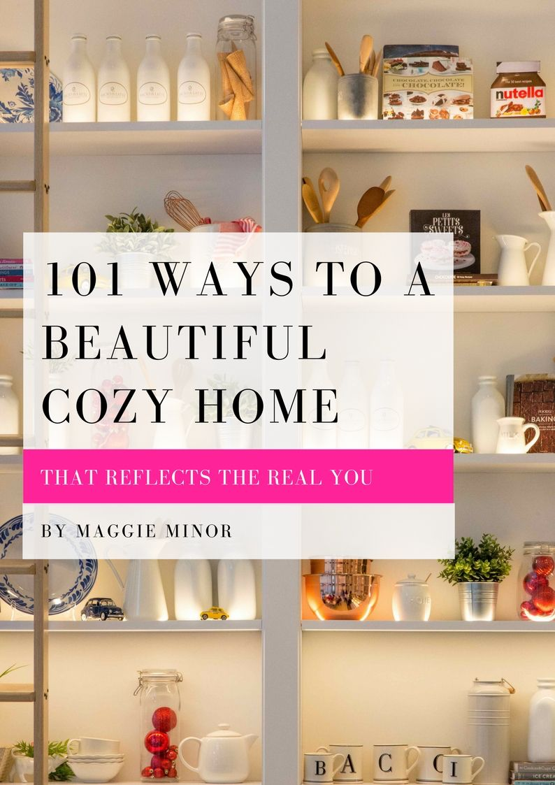 101 Ways to a Beautiful Cozy Home is part of Cozy house - Do you feel disconnected from your home  Do you want to walk in the door and feel right at home     but you're not quit sure how to make this happen   Well, then I have a solution for you!   My new stepbystep ebook will transform your home into a cozy, safe, and inspiring haven    one cha