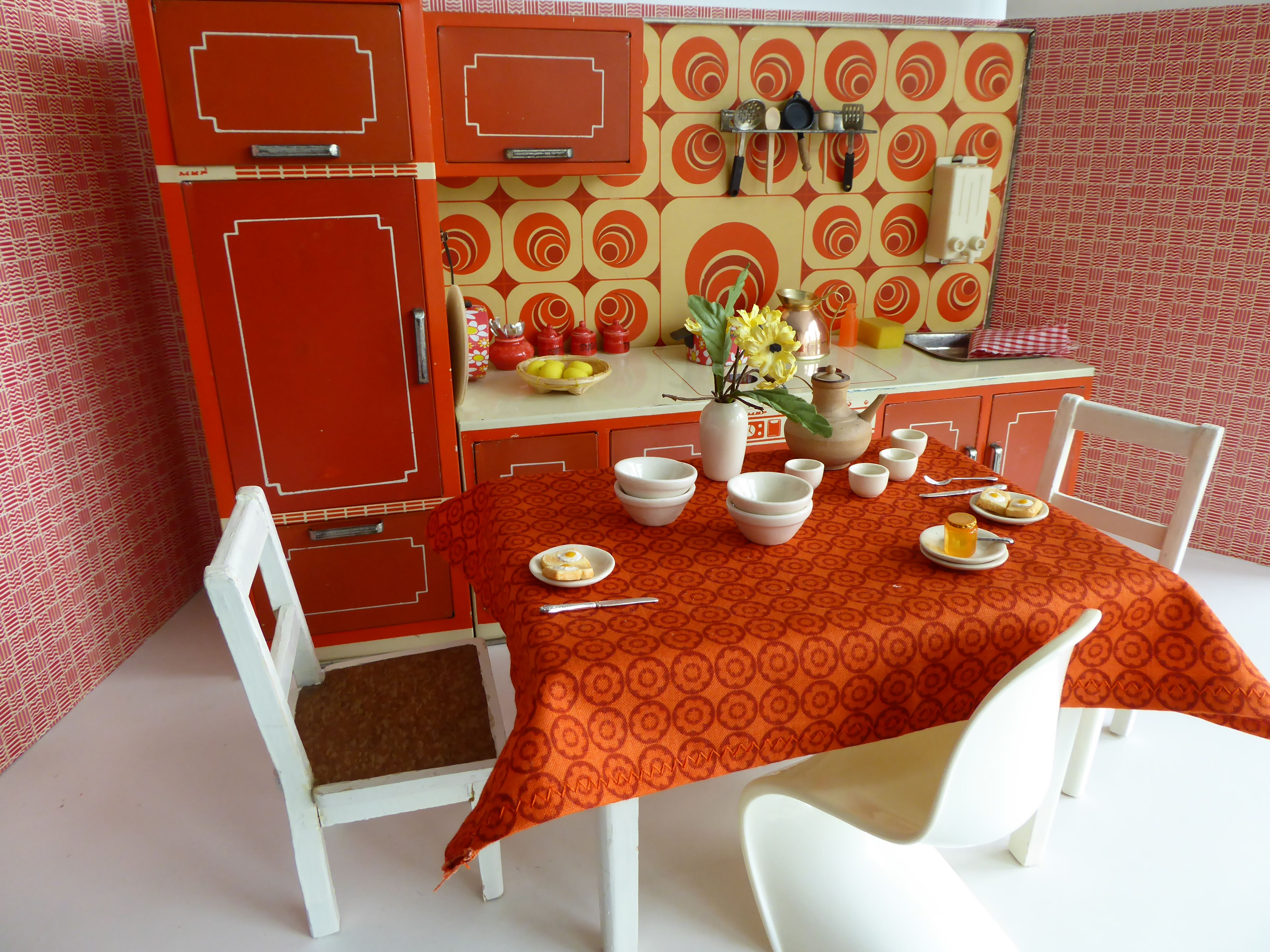Amazing Doll Kitchen for Sindy and all 7-11