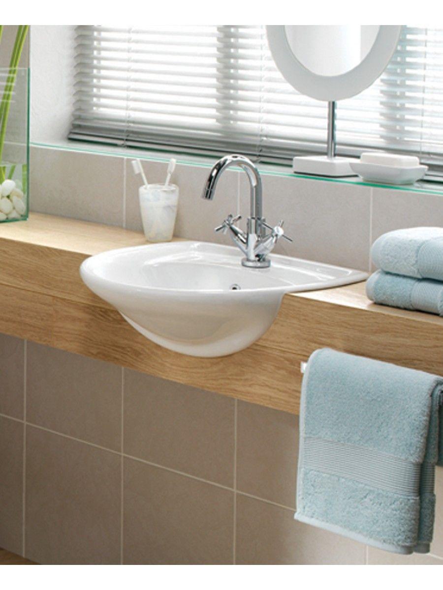 Semi Recessed Wash Basins Semi Recessed Bathroom Sinks Uk Small Bathroom Sinks Handicap Bathroom Design Small Shower Room