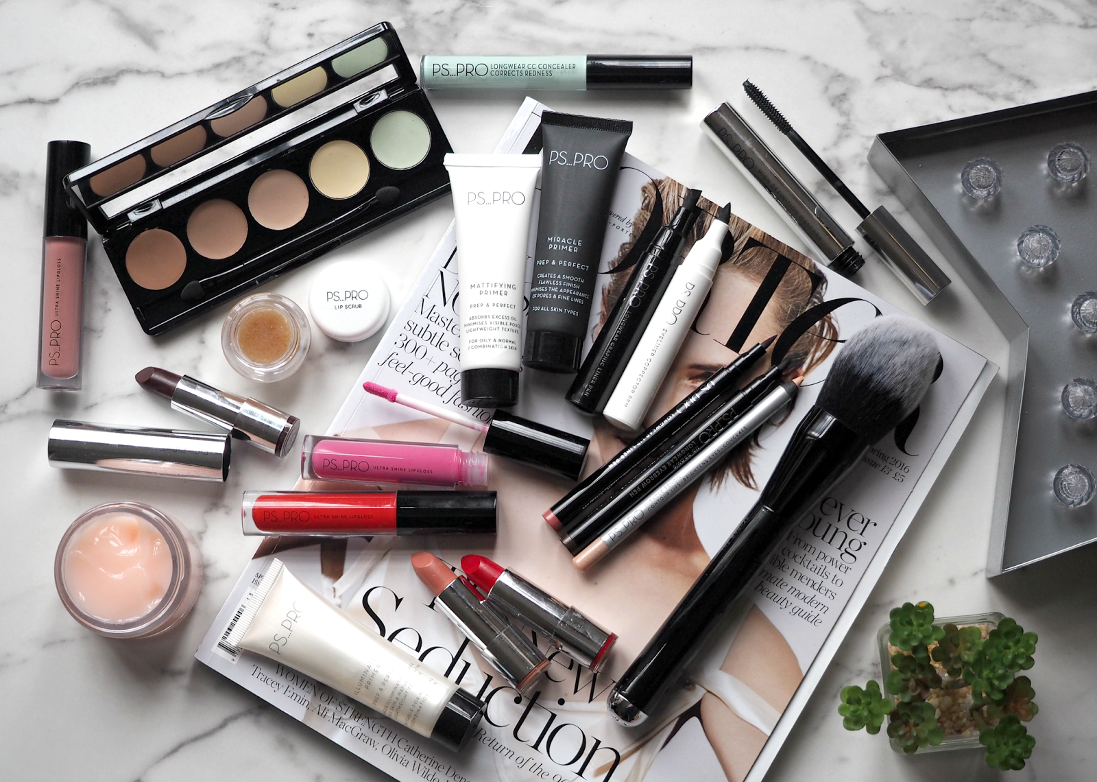 b252bab8dd5 All Of These Makeup Products Cost Less Than A Fiver: New 'PS Pro' From  Primark Is Surprisingly Good For The Price A decade ago the cost of makeup  was really ...