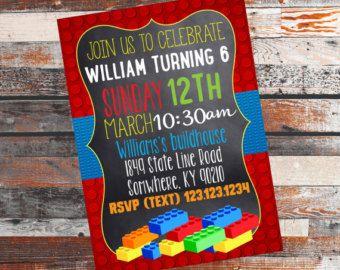 Uitnodiging voor het feestje van afdrukbare door ArtfulMonkeys