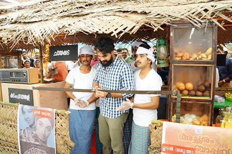Get the real taste of authentic Kerala delights at LuLu Mall's latest offering for our patrons-a thattukada' where you can revel in the delightful tastes of your #favorite snacks. The thattukada was inaugurated by Cine actor #TovinoThomas.