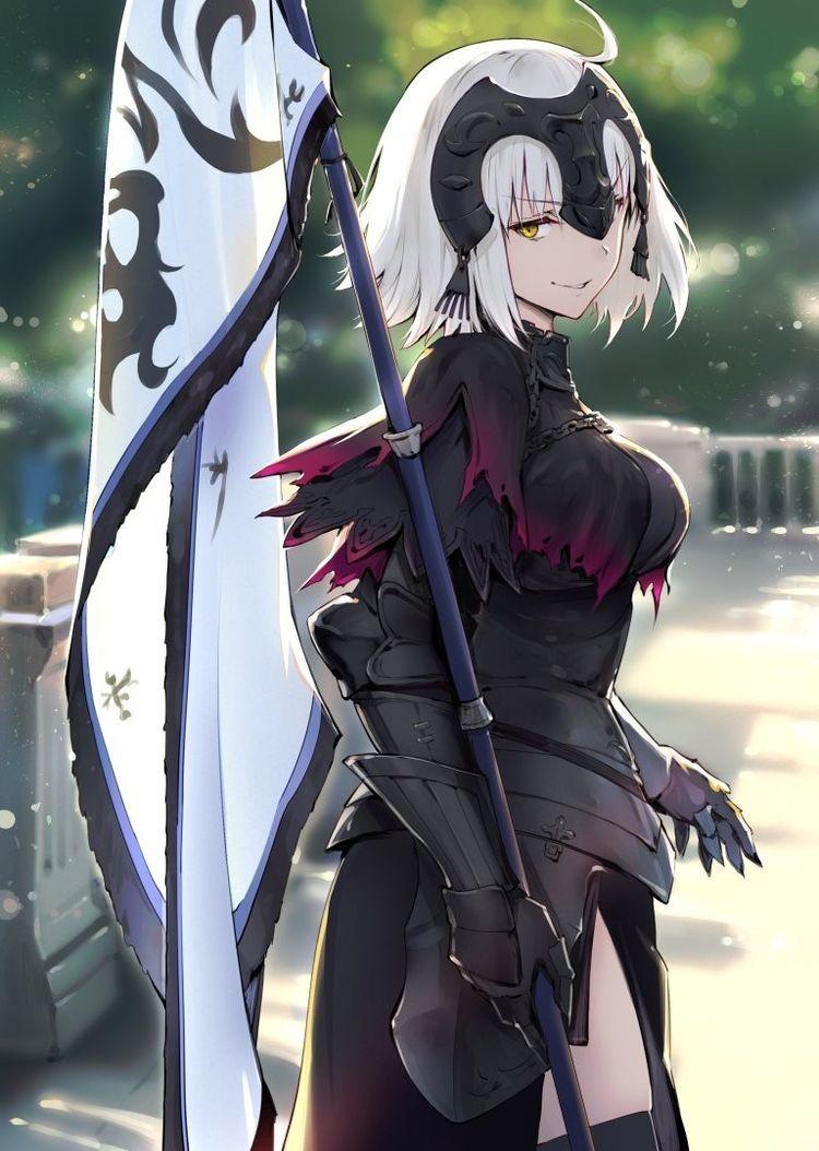 Jeane rey Fate anime series, Manga girl, Character art