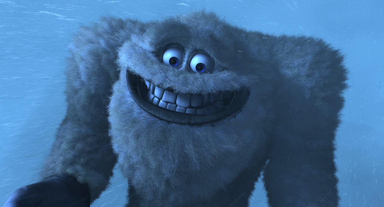 Abominable More Like The Adorable Snowman Disney Pixar Characters Pixar Characters Disney Facts