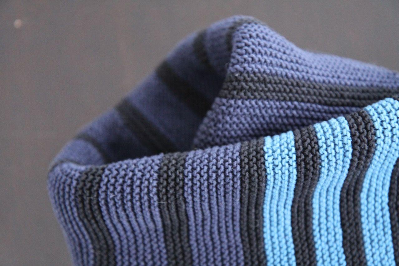 achat authentique nouveau style et luxe le meilleur Echarpe à rayures La Baleine Bleue | Tricot | Pinterest ...
