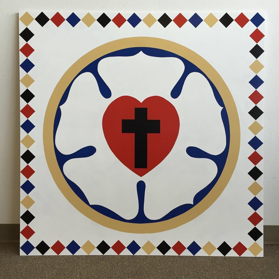 Lake county quilt trail luther rose luther rose pinterest lake county quilt trail luther rose luther roselutheranreformationtrailprotestant reformation buycottarizona