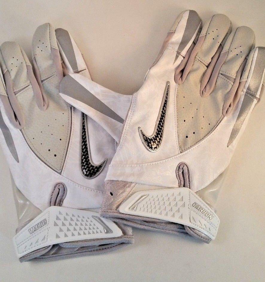 Nike vapor carbon adult football receiver gloves pgf244